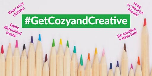 Get Cozy + Creative - June 2019