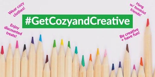 Get Cozy + Creative - July 2019