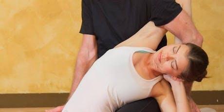 Vedic Thai Massage Workshop (21 CECs) tickets