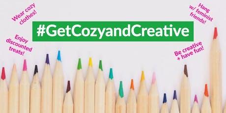 Get Cozy + Creative - Oct. 2019 tickets