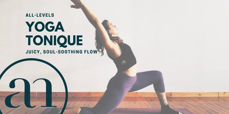 Yoga Tonique tickets