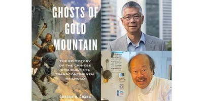 Book Talk: Ghosts of Gold Mountain