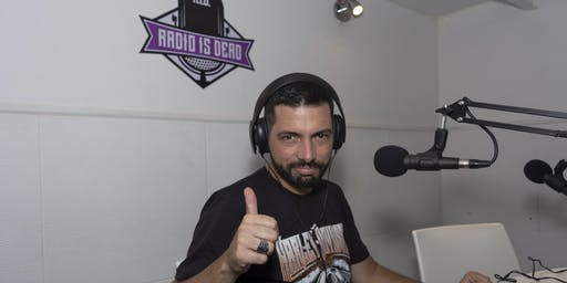 Taller de radio con Fede Benitez