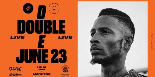 D Double E (Live) Brighton + Special Guests