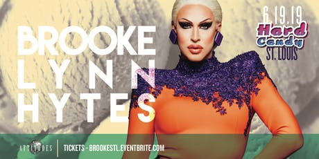 Hard Candy St Louis with Brooke Lynn Hytes tickets
