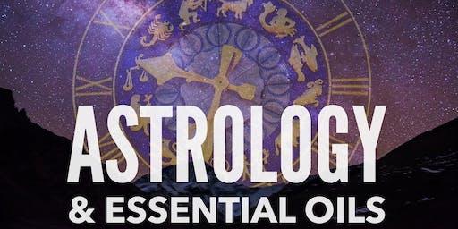 ASTROLOGY & ESSENTIAL OILS