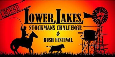 Lakes Challenge Aussie Bush Festival tickets