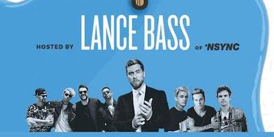 VIP Experience with Lance Bass - San Bernardino State Fair