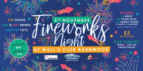 Family Firework Night 2019 tickets