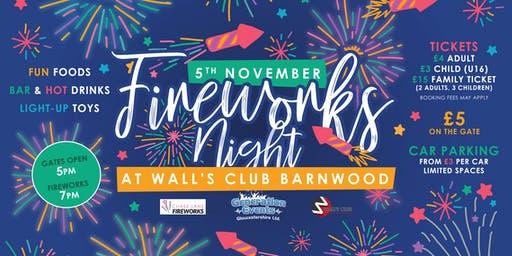 Family Firework Night 2019