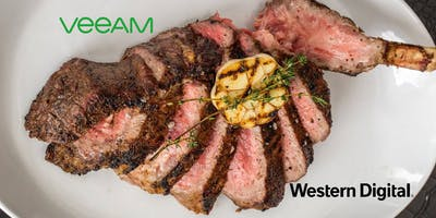 VEEAM & Western Digital Exclusive Executive Event at STK in Miami Beach