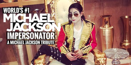 Michael Jackson Halloween Thriller Spectacular tickets
