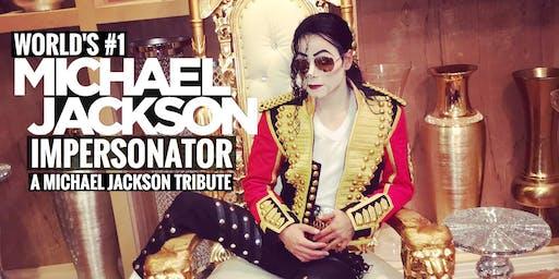 Michael Jackson Halloween Thriller Spectacular