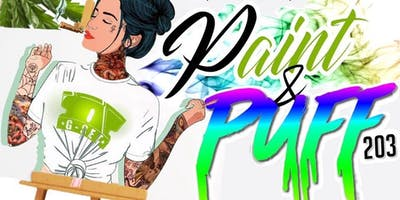 #ThePaintNPuff203
