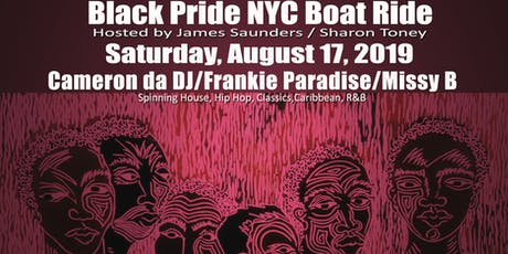 Black Pride Nyc Ride 2019 tickets