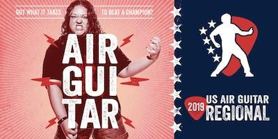US Air Guitar - 2019 Championships - Lawrence, Kansas
