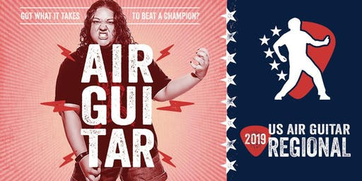 US Air Guitar - 2019 Championships - Lawrence, Kansas