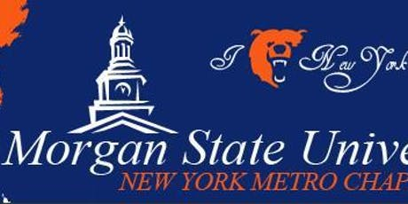Morgan State NYC Alumni Chapter ~ Scholarship Dinner ~ Thursday August 1st  tickets