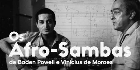 Brazilian Guitar & Jazz legends Fest: Salute to VINICIUS DE MORAES & BADEN POWELL Feat. ANDRES LAPRIDA tickets