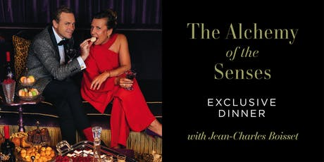 ALCHEMY OF THE SENSES DINNER tickets