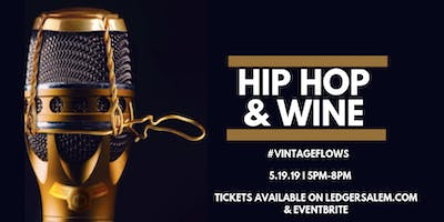 Hip Hop and Wine Party