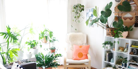 Designing with Plants: Choose The Right Plants for Your Space (LA Design Fest x Folia Collective) tickets