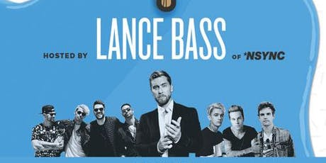 VIP Experience with Lance Bass - Alive @ Five, Stamford, CT tickets