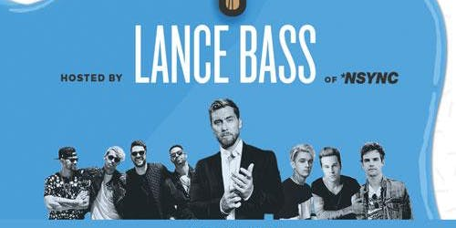 VIP Experience with Lance Bass - Alive @ Five, Stamford, CT