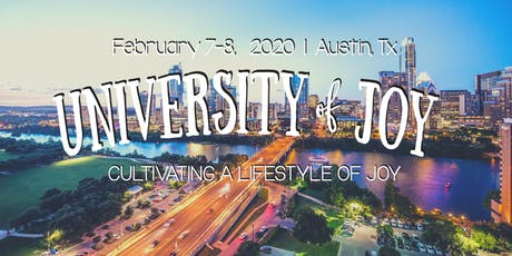 University of Joy tickets