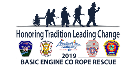 HTLC 2019 - Basic Engine Company Rope Rescue tickets