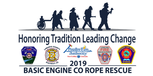 HTLC 2019 - Basic Engine Company Rope Rescue