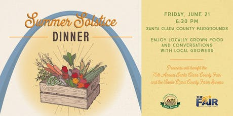 Summer Solstice Dinner tickets