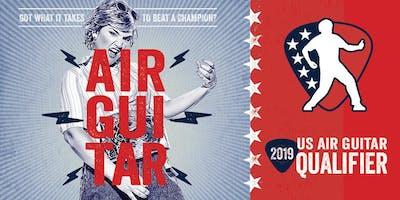 US Air Guitar - 2019 Championships - Des Moines, IA