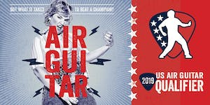 US Air Guitar - 2019 Championships - Custer, South...