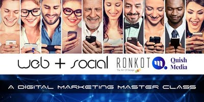How to market your business on web+Social. ( FREE CLASS)