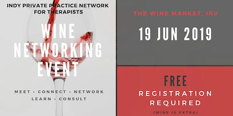 IPPN Wine + Networking Event tickets