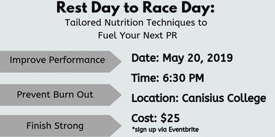 Rest Day to Race Day: Sports Nutrition Techniques to Fuel Your Next PR