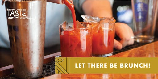 Taste 2019: Let there be Brunch!