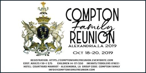 2019 Compton Family Reunion