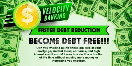SECRET BANKING STRATEGY HELPING FAMILIES TO BECOME DEBT FREE? tickets
