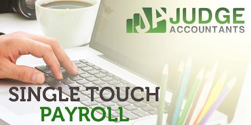 Single Touch Payroll Seminar Series PENRITH