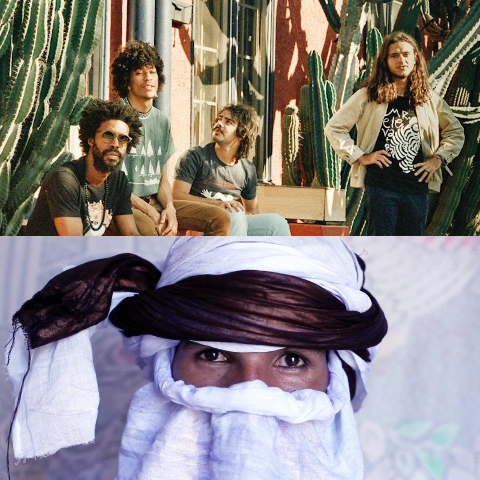 Mdou Moctar + Boogarins with Lord Buffalo