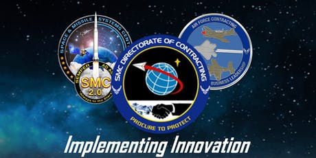 2019 Space Contracting Executive Forum tickets