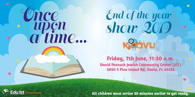 End of the Year Show: Once Upon a Time