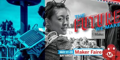 Helping Hands ~ Maker Faire Volunteers