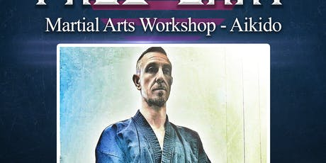 Aikido Workshop with Paul Gray tickets