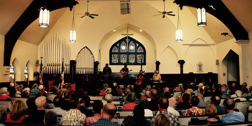 Amy Fairchild, Jesse Terry and Michael Logen in Concert