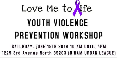YOUTH VIOLENCE PREVENTION WORKSHOP