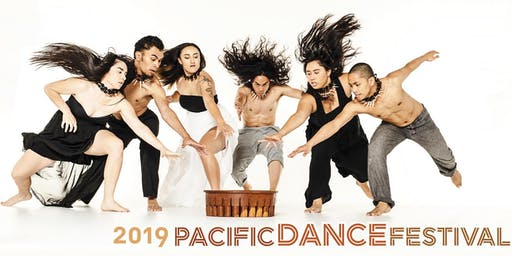 Pacific Dance Festival 2019 : Siva Maia by Opeloge Ah Sam