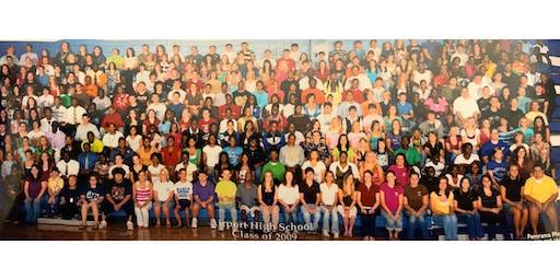 AHS Class of 2009 Ten Year Reunion